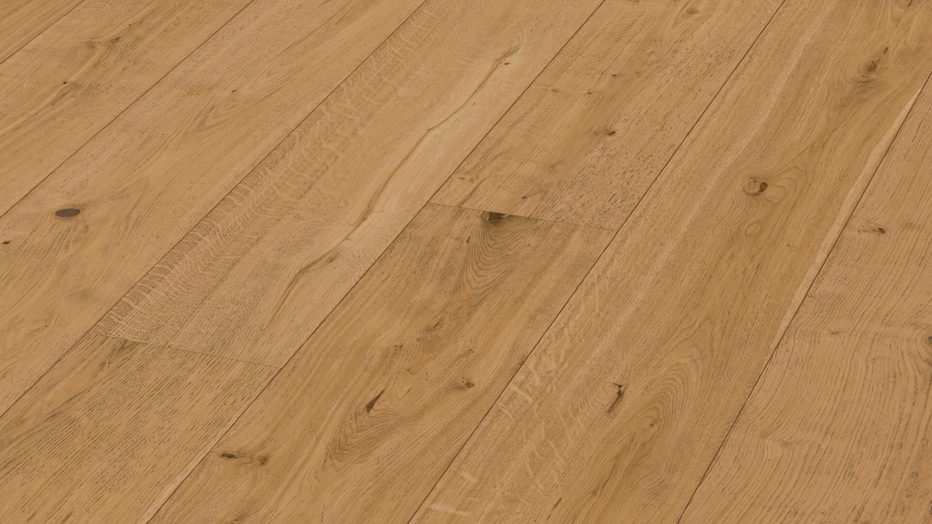 Lindura wood flooring HD 400 Rustic oak 8520
