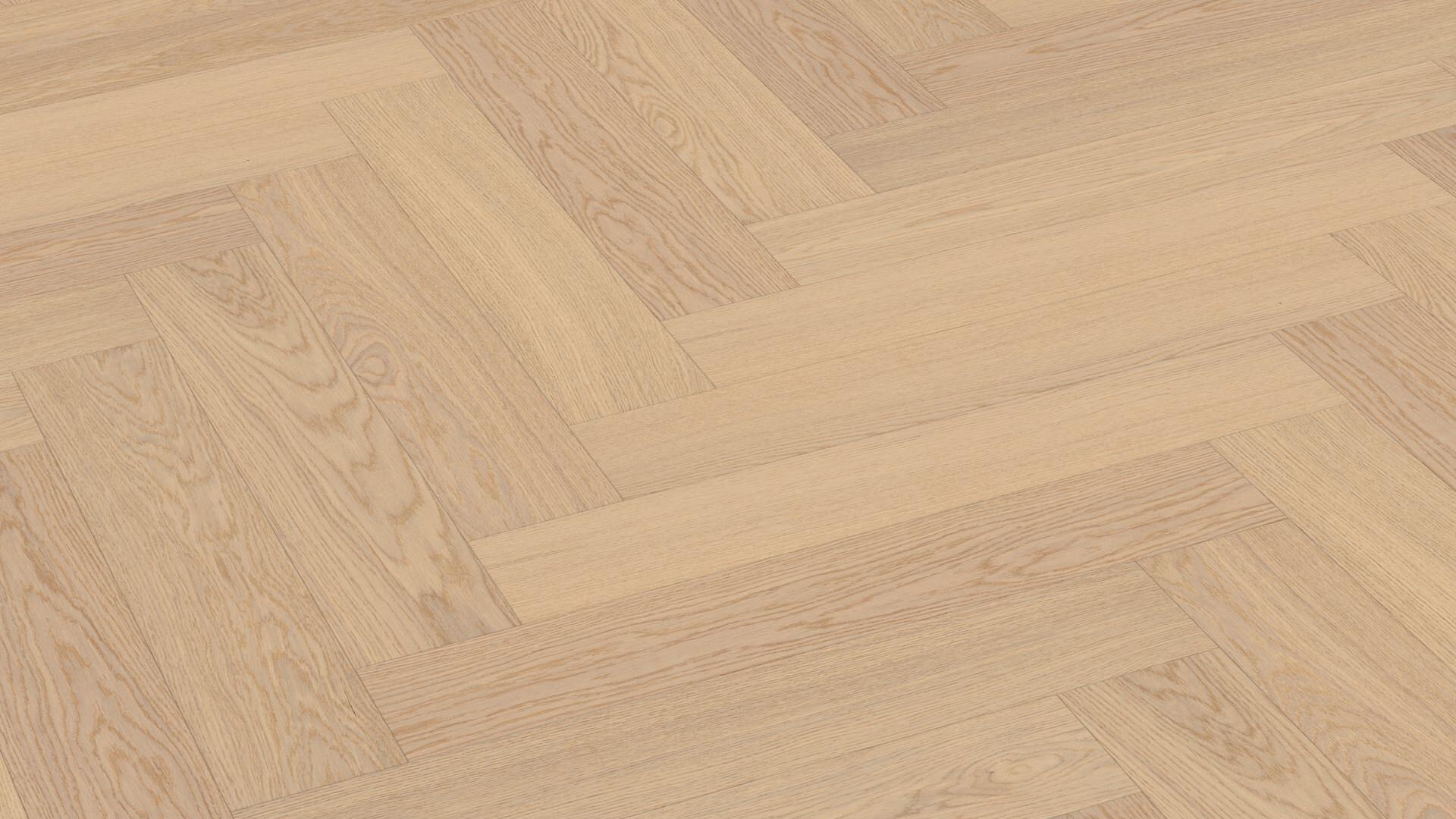 Parquet flooring MeisterParquet. longlife PS 500 Pure oak harmonious 8583