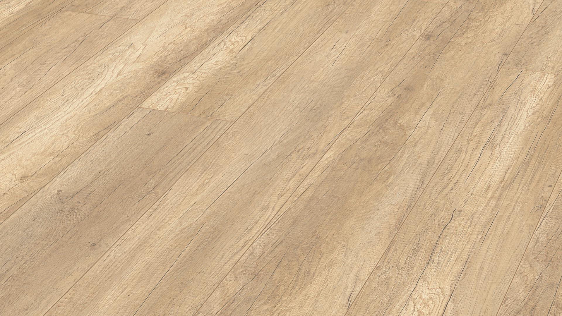 Laminate flooring MeisterDesign. laminate LL 150 Light boathouse oak 6259