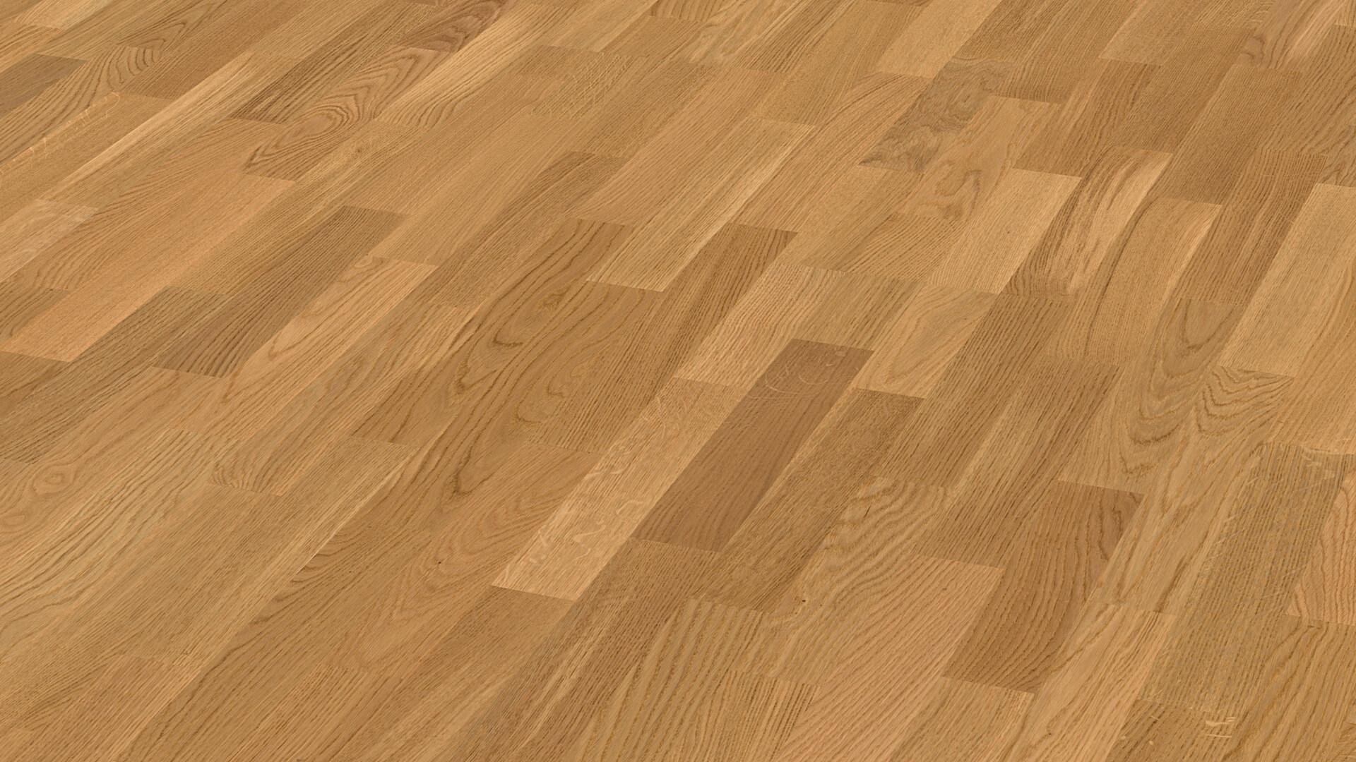 Parquet flooring MeisterParquet. longlife PC 200 Oak harmonious 910