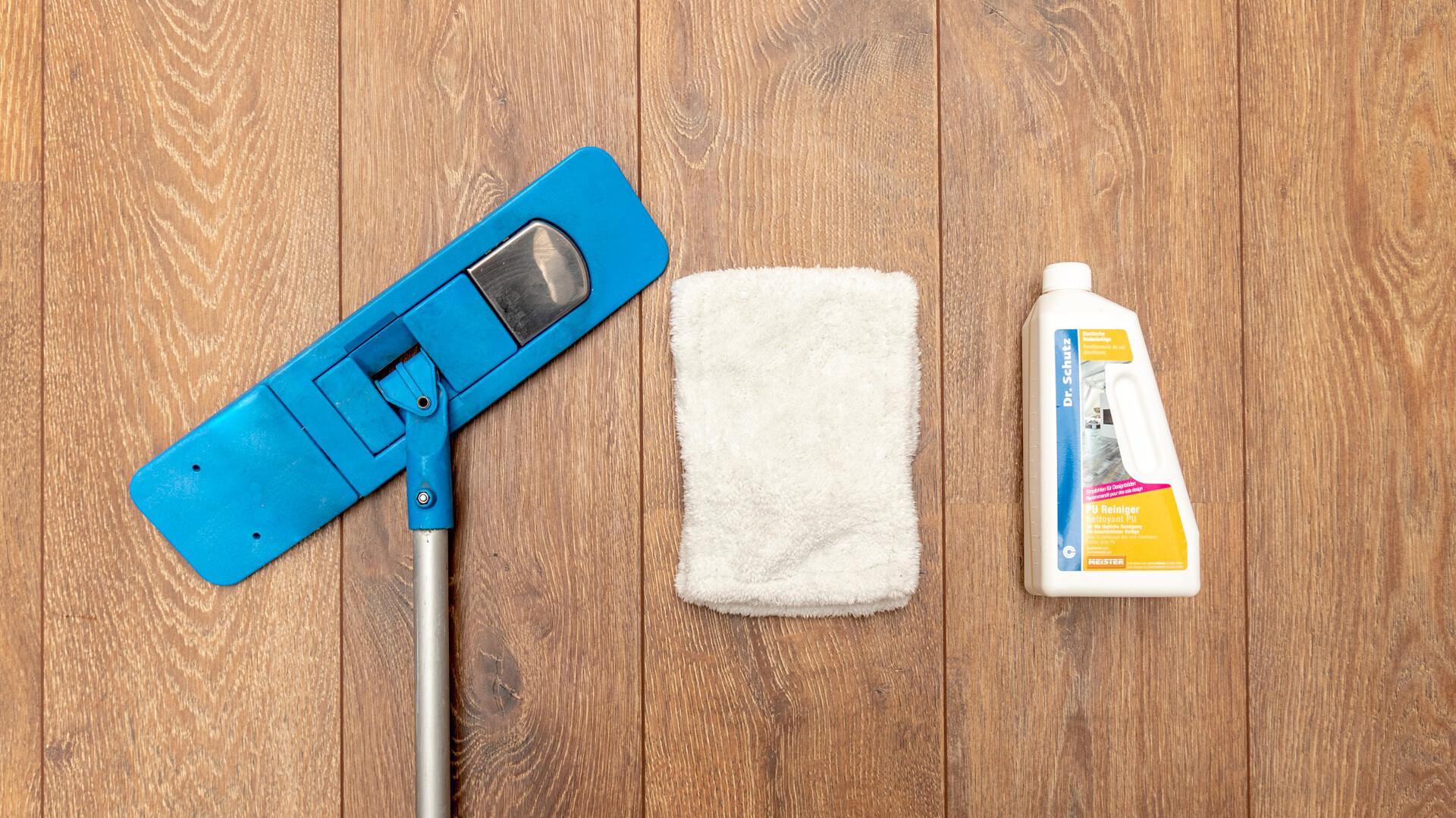 Limpieza y cuidado del laminado