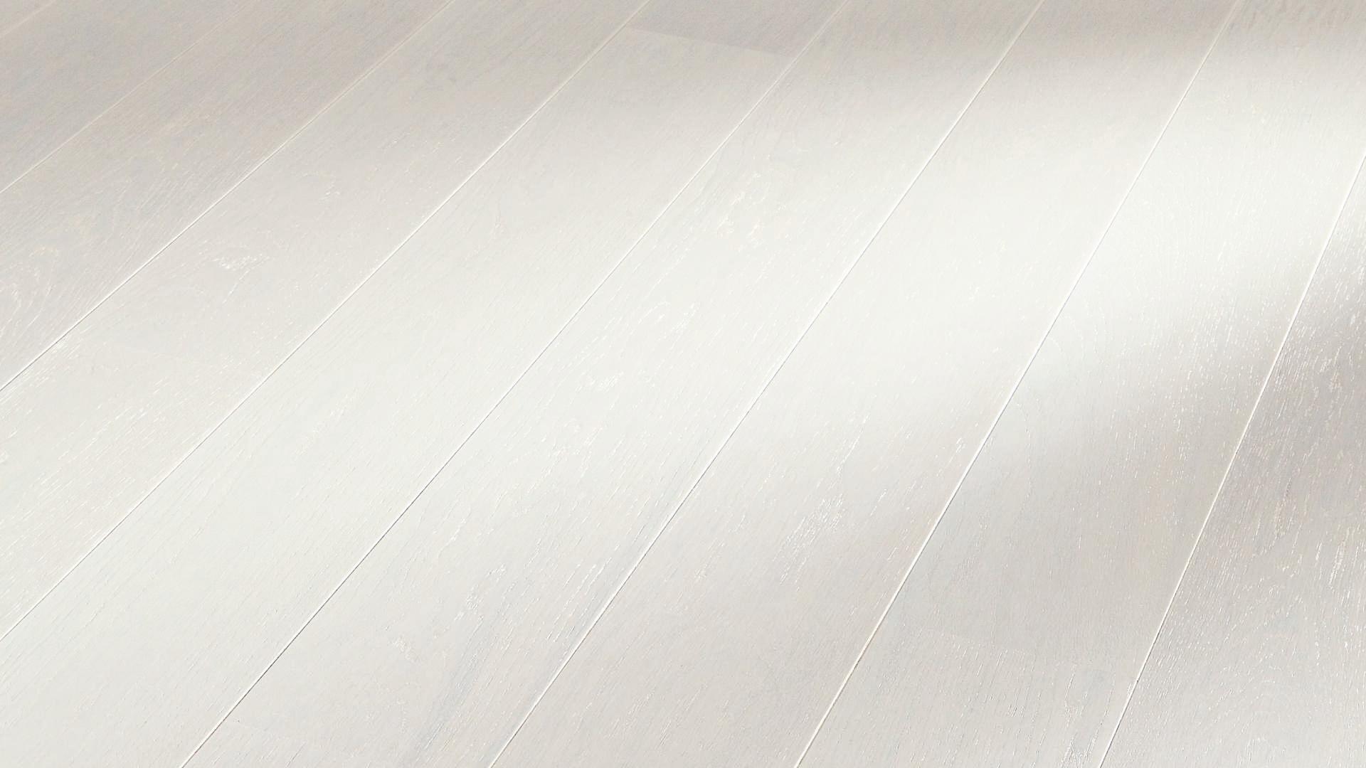 Parquet MeisterParquet. longlife PD 400 Roble armónico blanco polar 8081